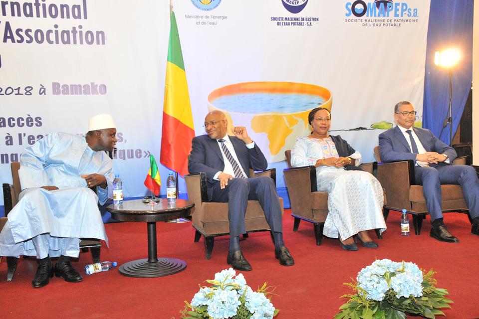 Bamako : 19è congrès de l'Association Africaine de l'Eau (AAE)